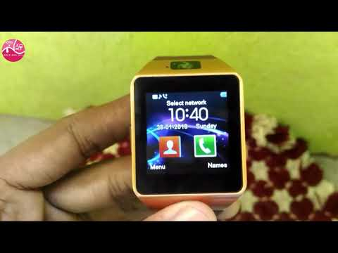 Best smart watch in low price review tamil