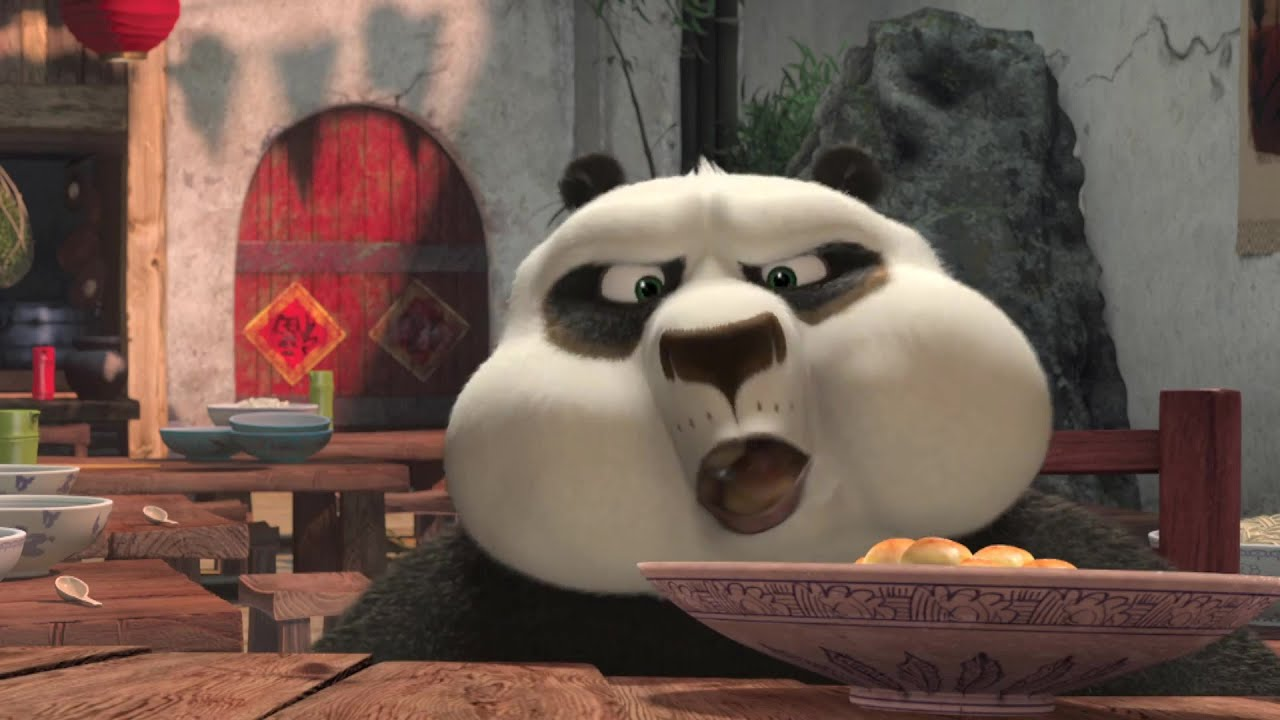 kung fu panda: showdown of legendary legends - gameplay trailer