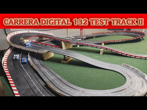 New Test Track – Carrera Digital 124/132 Slot Car Track Layout