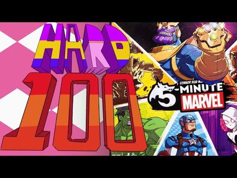 5-Minute Marvel | Board Game | BoardGameGeek