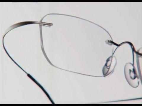 2356bdf917 World´s lightest eye glasses - YouTube