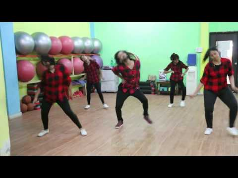 DHOOM MACHALE choreographed by suraj sharma