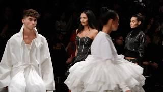 Kentaro Kameyama at Los Angeles Fashion Week  2018 ~ Art Hearts Fashion 10th Anniversary