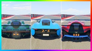 Video NEW FLYING CAR IN GTA ONLINE!! - (GTA Online DLC) download MP3, 3GP, MP4, WEBM, AVI, FLV Februari 2018