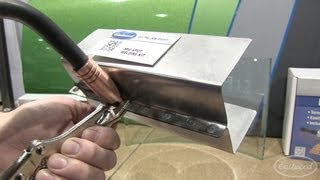 spot weld kit for mig welder with kevin tetz from eastwood