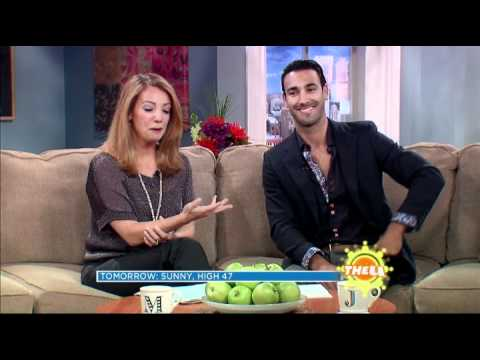 Christian Carabias Interview On You & Me This Morning