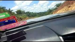 Test drive with Mitsubishi Triton