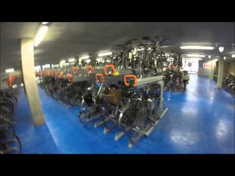 Cyclepoint, Cambridges new Multi-Storey Bike Park