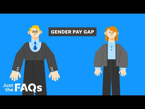 Women hold more leadership roles than ever but there's still a gender pay gap. Here's why.