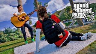 ELLIE HAT IHR ERSTES DATE! 😱 - GTA 5 Real Life Mod
