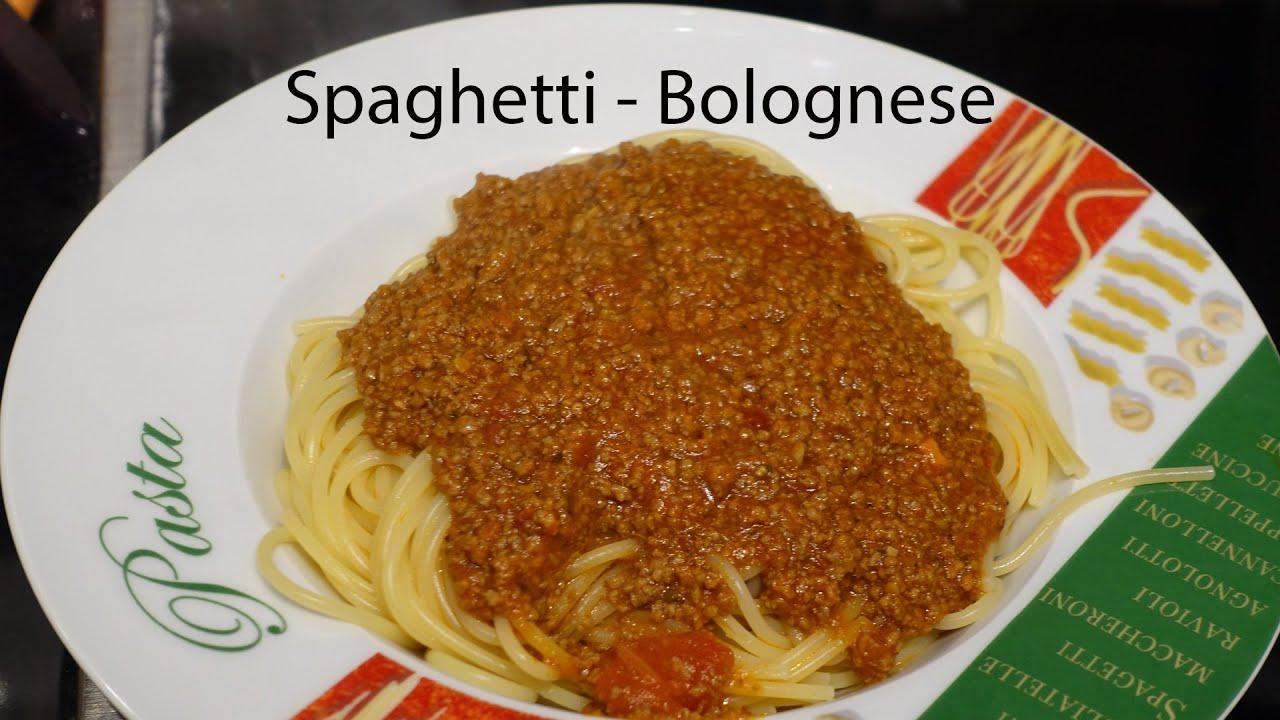Rezepte thermomix bolognese