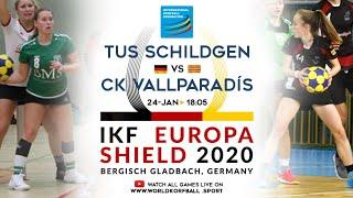 IKF ES 2020 TuS Schildgen e.V. - CK Vallparadis / Assessoria