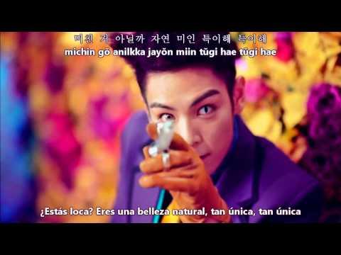 Big Bang - Bae Bae [Sub Español + Hangul + Romanización]
