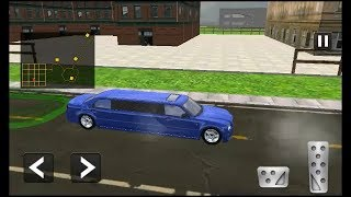 Big City Limo Car Driving(by  The Game Feast)-Android Gameplay[HD].
