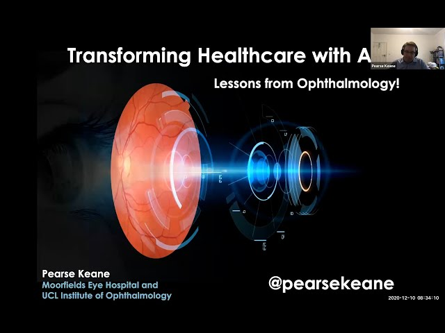 Transforming Healthcare with AI: Lessons from Ophthalmology