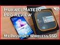 Huawei Mate10 Pro Hands On Review, WD My Passport Wireless SSD, Don't Download Open Source Malware!