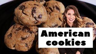 Американское печенье с шоколадом (American cookies)