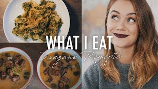 EINFACHE VEGANE REZEPTE - what i eat in a day | SNUKIEFUL