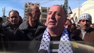 استشهاد شاب فلسطيني برصاص الاحتلال الإسرائيلي