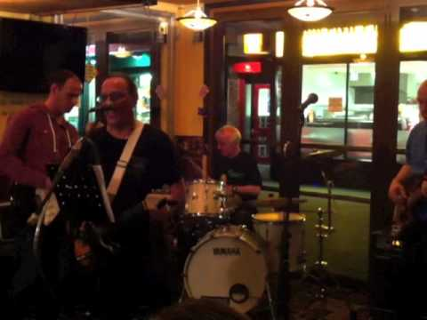 Cunard Yanks Band Live @ Mississippi bar, Spital.