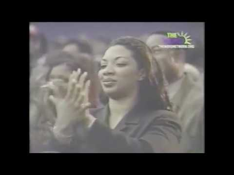"""Kirk Franklin, Donnie McClurkin, Michelle Williams & Alvin Slaughter - """"The Blood Song"""""""