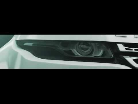 2008 Land Rover LRX Concept promotional trailer