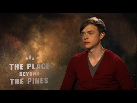 'The Place Beyond the Pines' Dane DeHaan Interview - YouTube