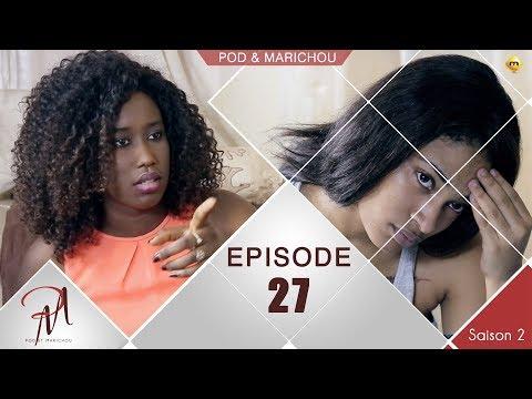 Serie : Pod et Marichou - Saison 2 - Episode 27