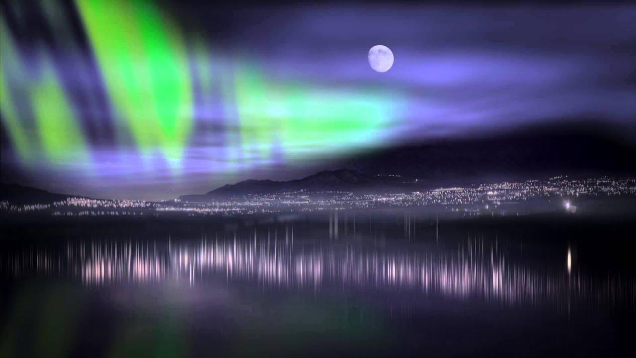 Neon Wallpaper Hd Stunning Aurora Borealis Northern Lights In Canada