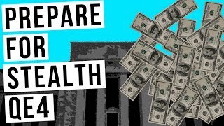 FED INJECTS MORE MONEY! QE4 By Stealth Begins November 2019: Goldman Sachs