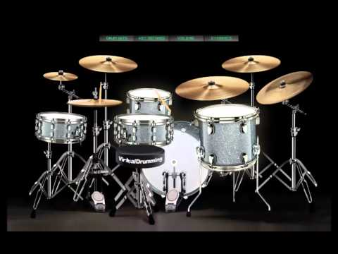Raiko - Alive [Virtual Drum Cover]