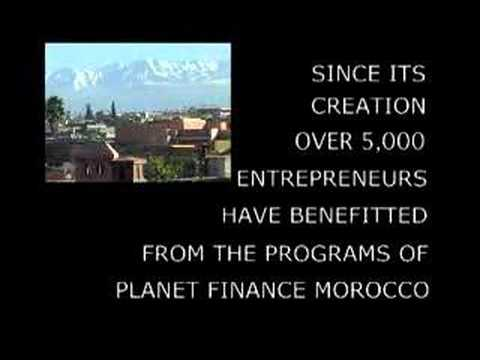 Planet Finance Maroc