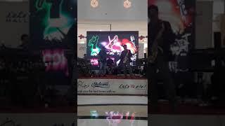 Arcestra s best talent shown on stage in saudia arabia ,Dammam in lulu mall