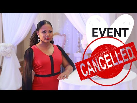 OUT OF WORK ALL MY EVENTS ARE CANCELLED| NOW WHAT| EVENT PLANNING