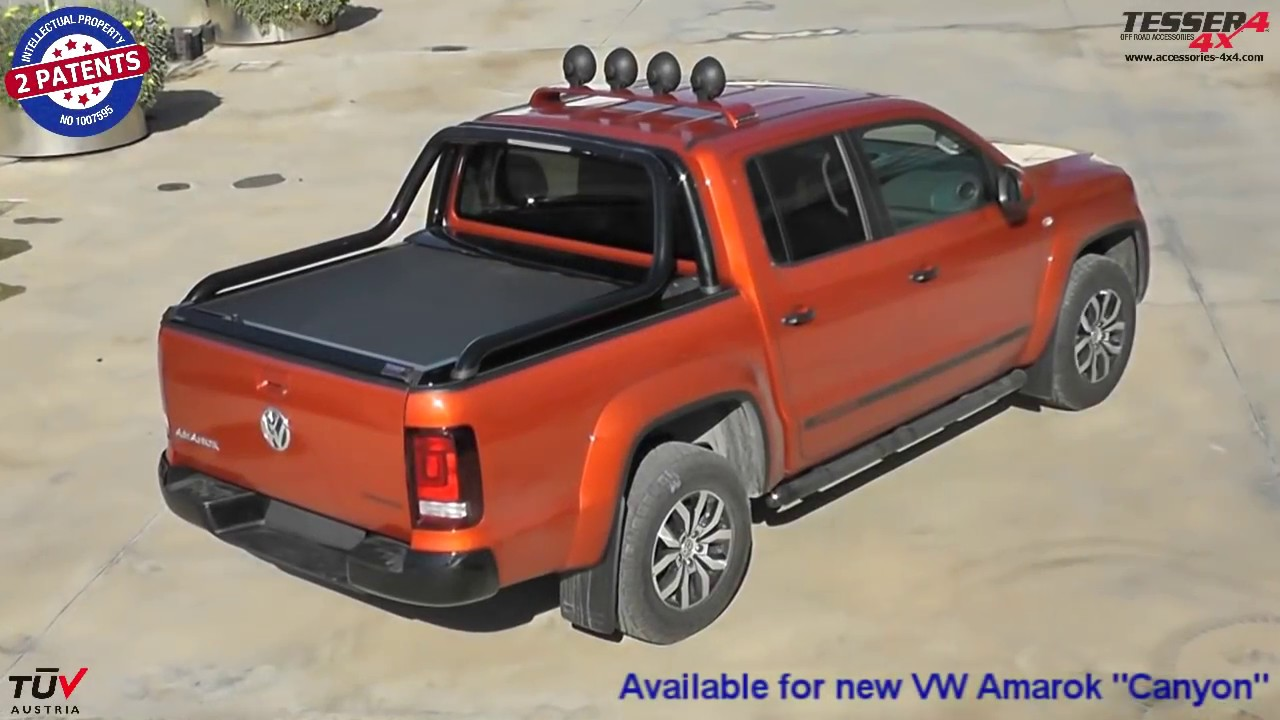 At Www Accessories 4x4 Com Vw Amarok Canyon Accessories