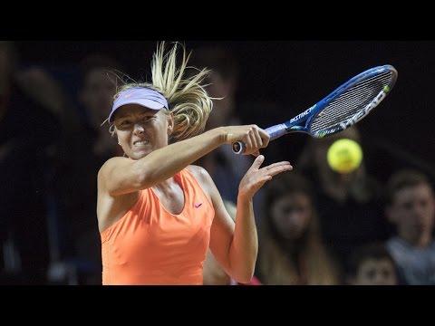 Мария Шарапова вернулась в большой теннис с победой (новости)