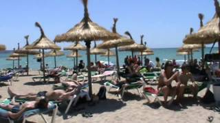 Ballermann 6 Mallorca Mai 2012 Schlagerreise mit Klaus Densow Iberotel Cala Barca