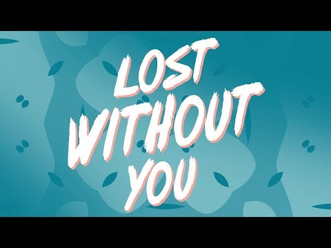 James Carter - Lost Without You (feat. ILIRA) [Lyric Video]