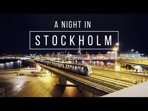 A Night In Stockholm