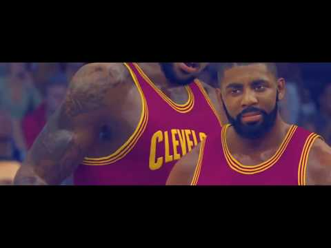 """NBA 2K18 Cover Reveal - """"2 Real"""" - Kyrie Irving Official 2K18 Trailer"""