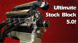 The Ultimate Stock Block 5.0 Ford Build (347 Stroker V8)