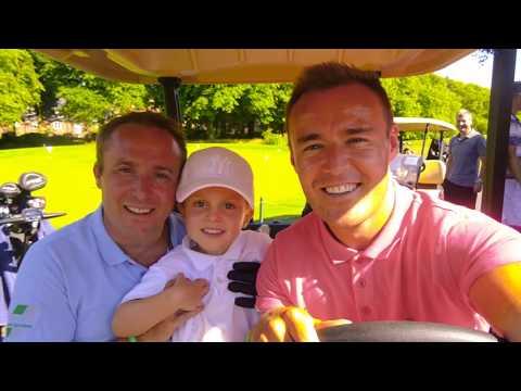 Coronations Street Stars Al, Andy & Sam's 2018 Charity Golf Day!