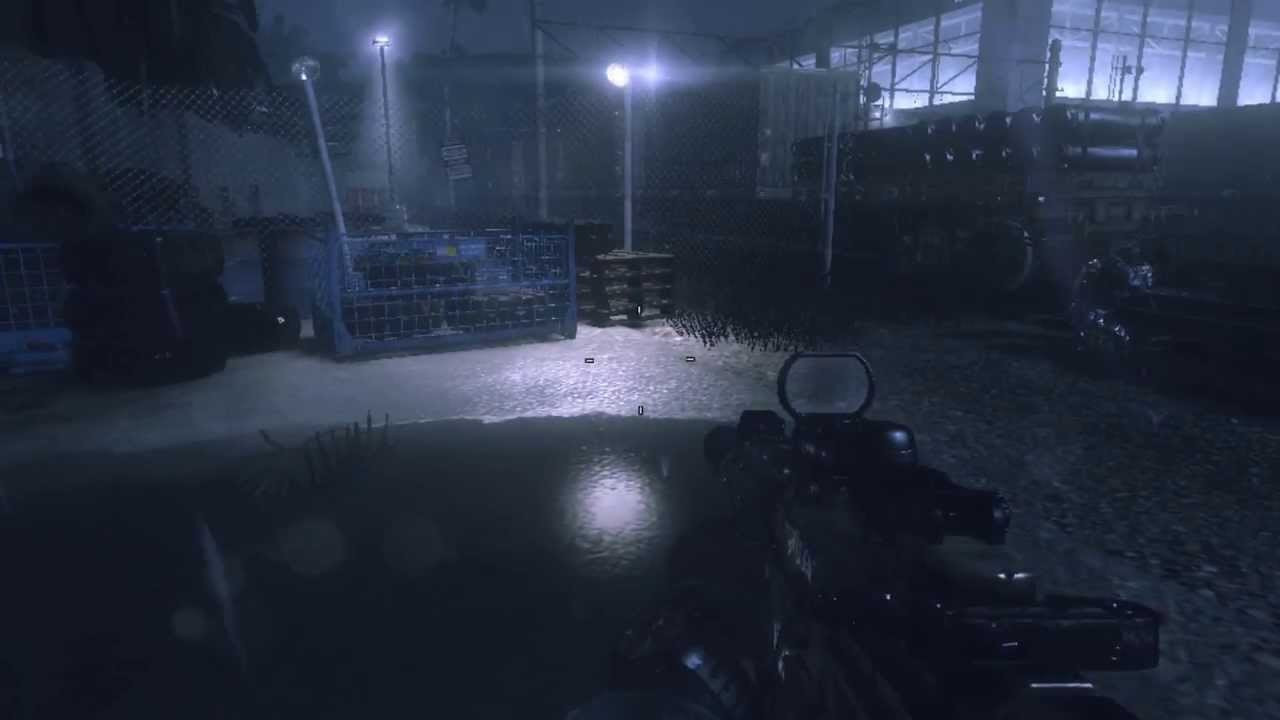 Call Of Duty:Ghosts End Of The Line Mission White Glitch PC