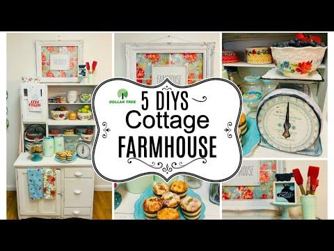 5-dollar-tree-diy-cottage-farmhouse-decor-crafts-🎀cute-vintage-scale-olivia's-romantic-home-diy