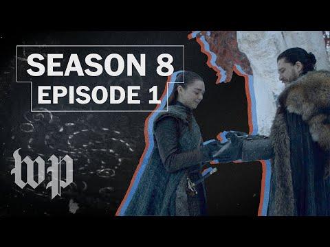 Pat McMahon - SPOILERS: Game of Thrones Recap - Hollywood Headlines 4-15-19