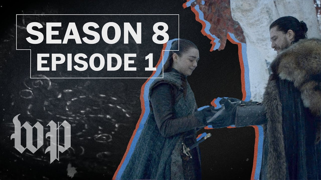 Game Of Thrones Season 8 Episode 1 Analysis Some Callbacks You Might Have Missed