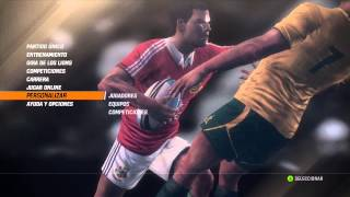 Game Raiders -  Rugby Challenge 2