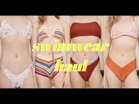 AFFORDABLE SWIMSUIT TRY-ON HAUL