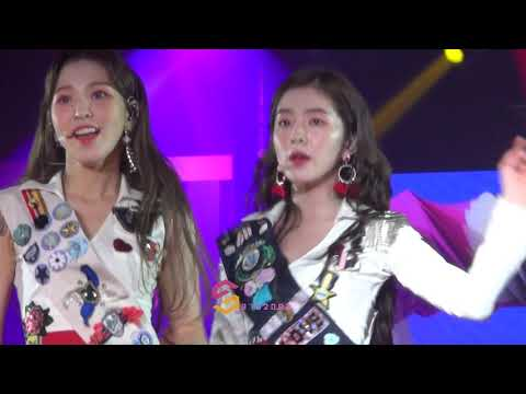 180922 Red Velvet 레드벨벳(Irene)-#Cookie Jar@ REDMARE In Taipei
