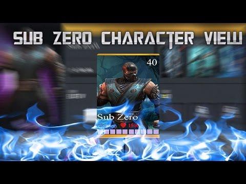 Sub Zero Review! Injustice Gods Among Us [SMC]
